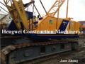 USED CRAWLER CRANE 55T KOBELCO 7055