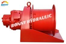 Torno eléctrico del alzamiento hidráulico para minas, Marina GW2000