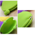 2014 fashion silicone purse /silicone mini purse / silicone charge purse