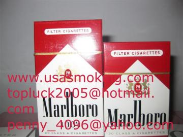American cigarettes Parliament native New York