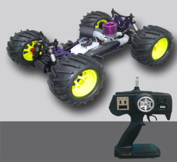 Gas Powered RC Cars