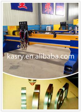 Used CNC Gantry type Flame / Plasma Cutting Machine from Chinese