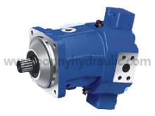 Doblado de pistón Axial hidráulica Motor A6V