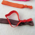 Women Elastic Hair Ties Bracelet Wristbands Lovely Ponytail Holder Wholesale