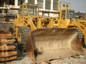 Used KAWASAKI KLD85 wheel loader