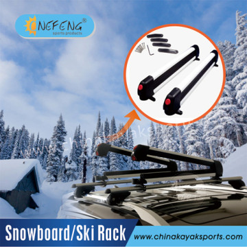 Car Roof Ski Rack,Roof Ski Rack,Roof Snowboard Rack