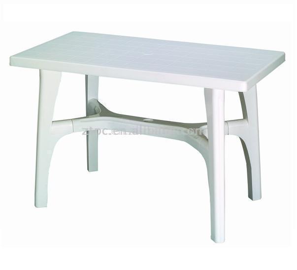Plastic Table Outdoor Furniture Bossgoo
