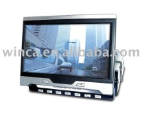 Car TV monitor