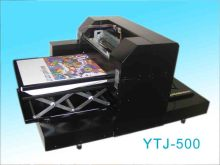 DTG T-shirt Inkjet Printer In China