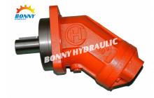 Eje doblado Motor hidráulico hecho en China A2FM