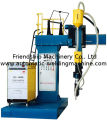 Column Beam Submerged Arc Automatic Welding Machine , 0.24-2.4m/min Speed