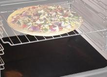 As Seen On TV Hot Product PTFE Antihaftbeschichtung Ofen backen Folie zu verkaufen