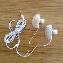 cute fashion headphone dumpling shape MP3 earphones creative headphones Christmas gift