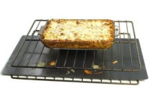Non-stick/reutilizables horno bandeja Mat, conveniente para todos estándar los hornos (gas, electricidad, microondas AGA, aire caliente,