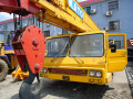Used Kato NK400E Truck Crane in Good Condition