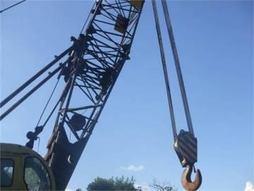 used kobelco 907H truck crane