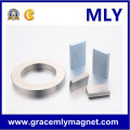 Permanent Neodymium (NdFeB) Rare Earth Arc Electric Motor Magnet