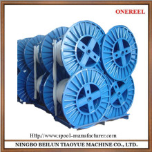 Corrugated wire spool factory