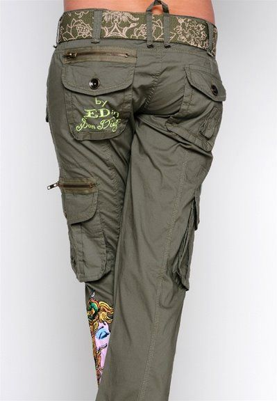 Simple Molecule Cargo Jungle Jeans  Women39s Cargo Pants  Cargo Pants