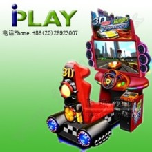 3D TOP SPEED CITY Driving Game Machinegame machine