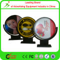 Outdoor Scrolling Advertising Truck Rolling Light Box