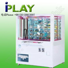 I-Cube coin operated crane  machine