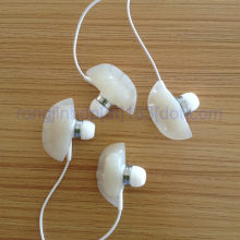 2013 new dumplings MP3 earphones cute fashion headphone creative headphones Christmas gift