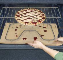 PTFE Antihaftbeschichtung Ofen kochen Liner, geeignet für alle Arten von Ofen
