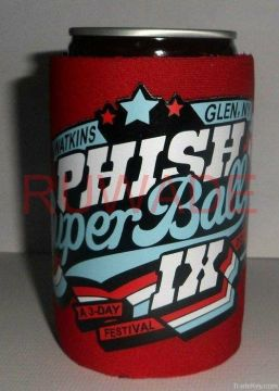 Neoprene stubby can bottle cooler holder koozie