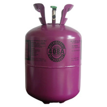 R408A Gas refrigerante Wth cilindro refrigerante de embalaje
