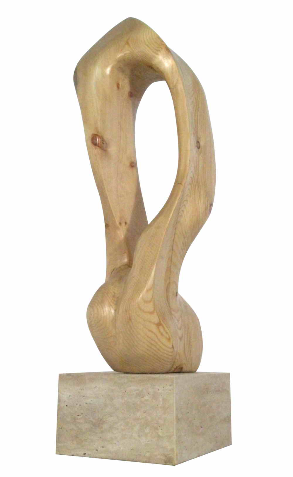 - abstract-modern-wood-sculpture-wood-carving