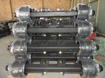 Fuwa axle 9T American type Axle for semitrailer