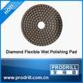 Super buffing pads diamond polishing pads for granite