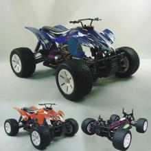 10120 1/10TH SCALE 4WD BATTERY POWERED OFF-ROAD ATV--AES r/c car