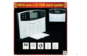 Saful GSM-500 LCD display GSM Alarm System