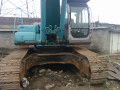 Used KOBELCO Excavator SK450 in good condition