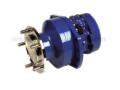 Motor serie MS Poclain del pistón hidráulico de la rueda