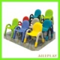 Kids Plastic Chairs for School