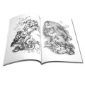 Tattoo Flash Book Supply - The Orient Tattoo Flash
