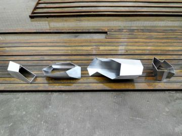 Stainless Steel Artware, Stainless Steel Handiwork, Stainless Steel Article, Stainless Steel Artifact, Stainless Steel Art And C