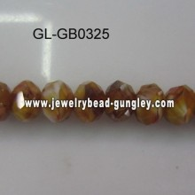 Beautiful crystal beads for jewelry