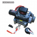 12V Small Wireless Remote Offroad Winches 15000lbs-EWN15000S