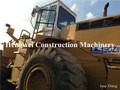 Original Used Kawasaki 90Z III Loader in Good Condition