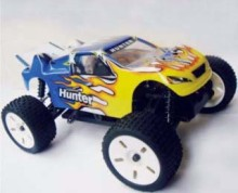 et-94183 1/16th Scale Electric Powered Off Road Truggy