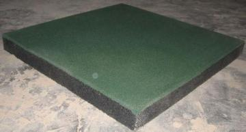 Widely used heavy duty playground rubber flooring