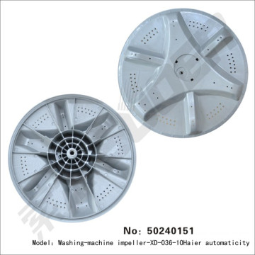 what is an impeller on a washing machine