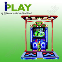 Arcade dancing game machine ver5
