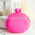 Lovely Soft Silicone Purse