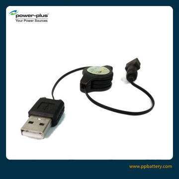 Micro Usb 2-in-1 Mobile / Cell Phone Data Cable For Micro Adaptor