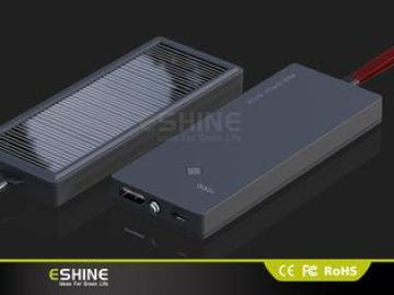 3000 mah Portable Solar Power Bank for Samsung S3 / S4 / No